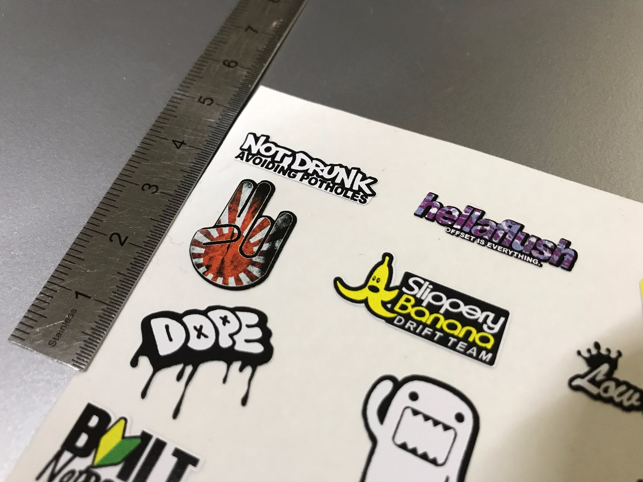 "Stickers ""RC Drift1 """