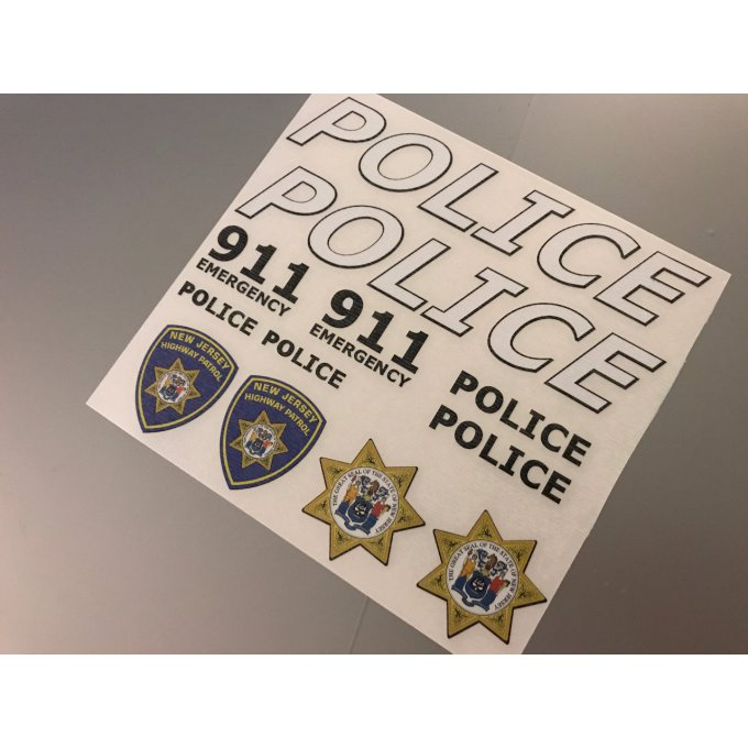 "Stickers ""RC Patrol1 """