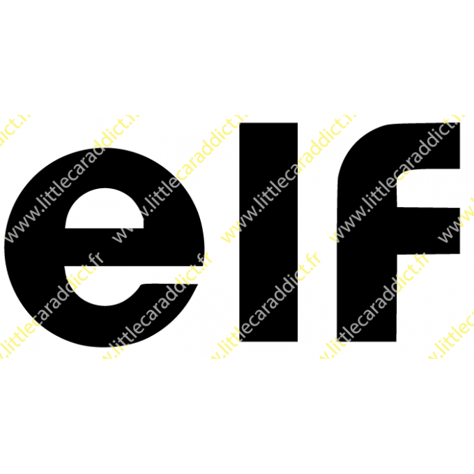 "Stickers ""elf 2"""