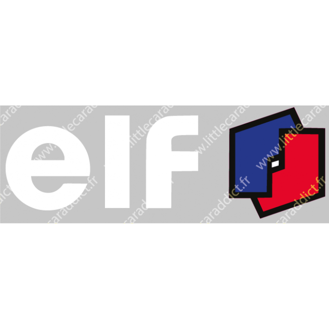"Stickers ""elf 1"""