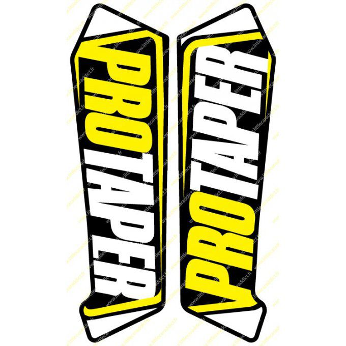 "Stickers ""fourche PROTAPER1"""