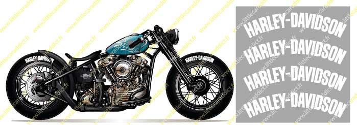 WrapTIRE Harley white