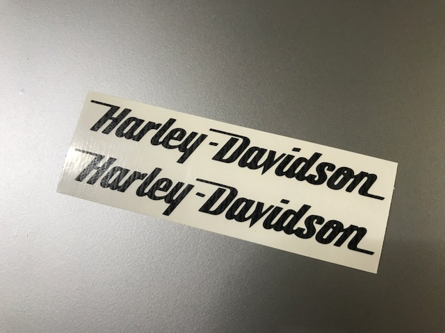 "Stickers ""Harley5"""