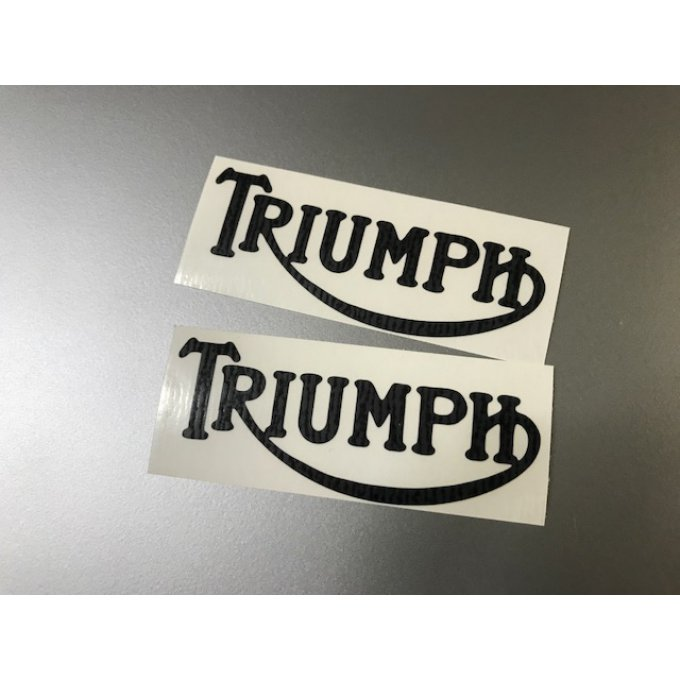 "Stickers ""Triumph"""