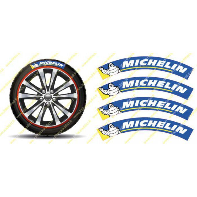 WrapTIRE Michelin colors