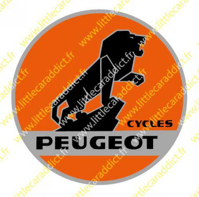 Stickers Peugeot Cycle