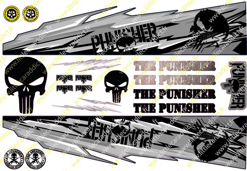 Wrap the punisher
