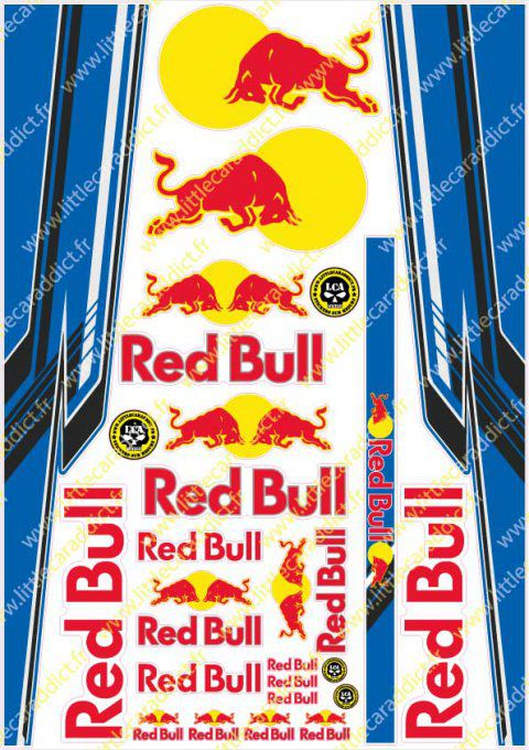 Wrap red bull 2